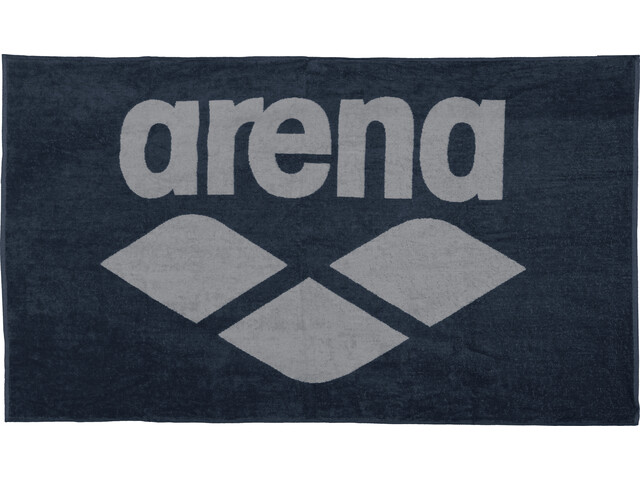 arena Pool Soft Serviette pour chien, navy-grey